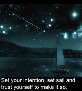 sailintention